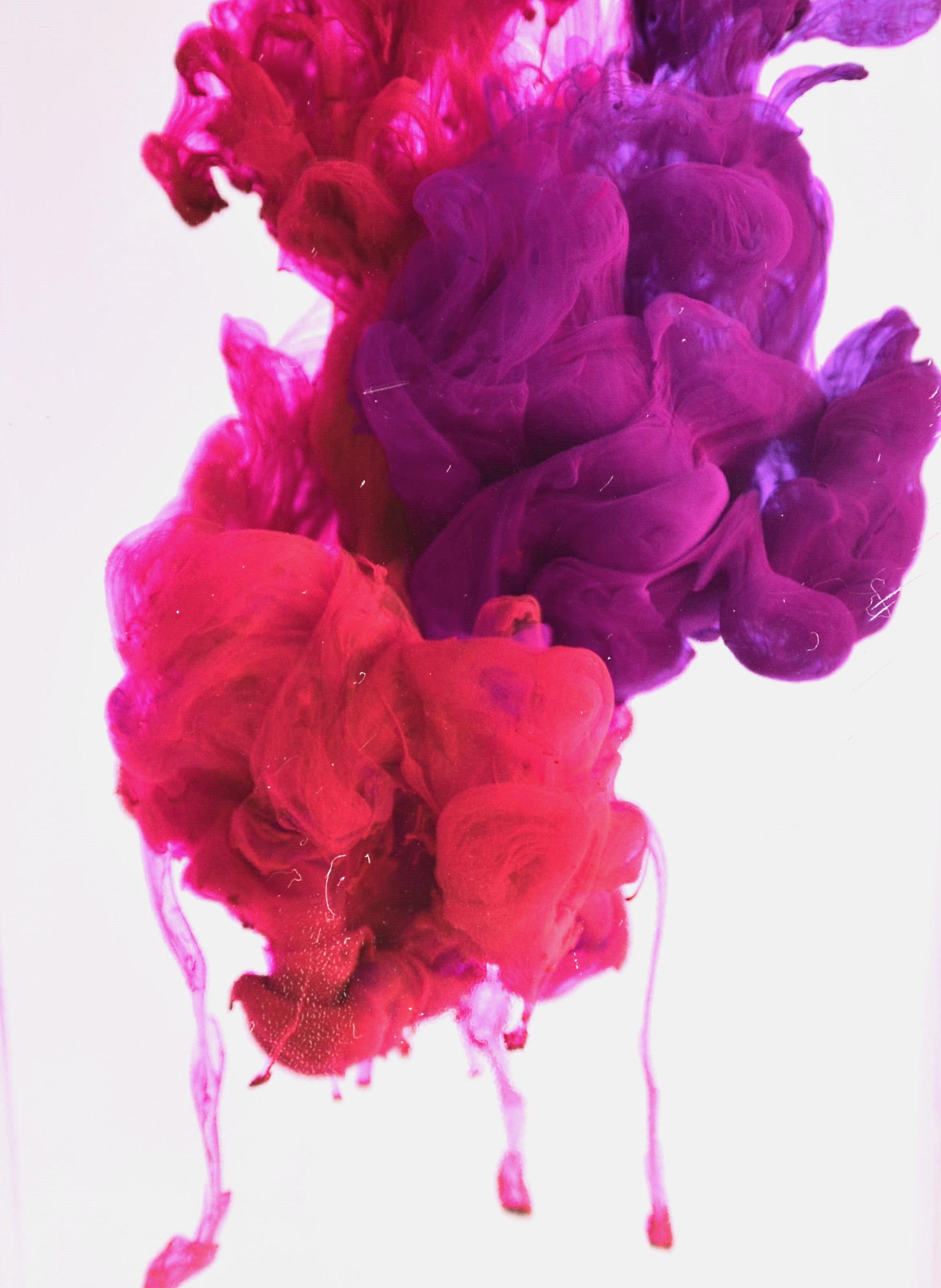 farbe im wasser