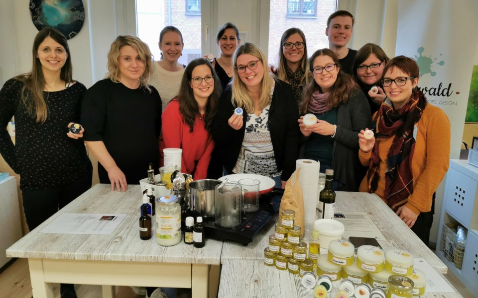 workshop köln aachen düsseldorf krefeld naturkosmetik selber machen