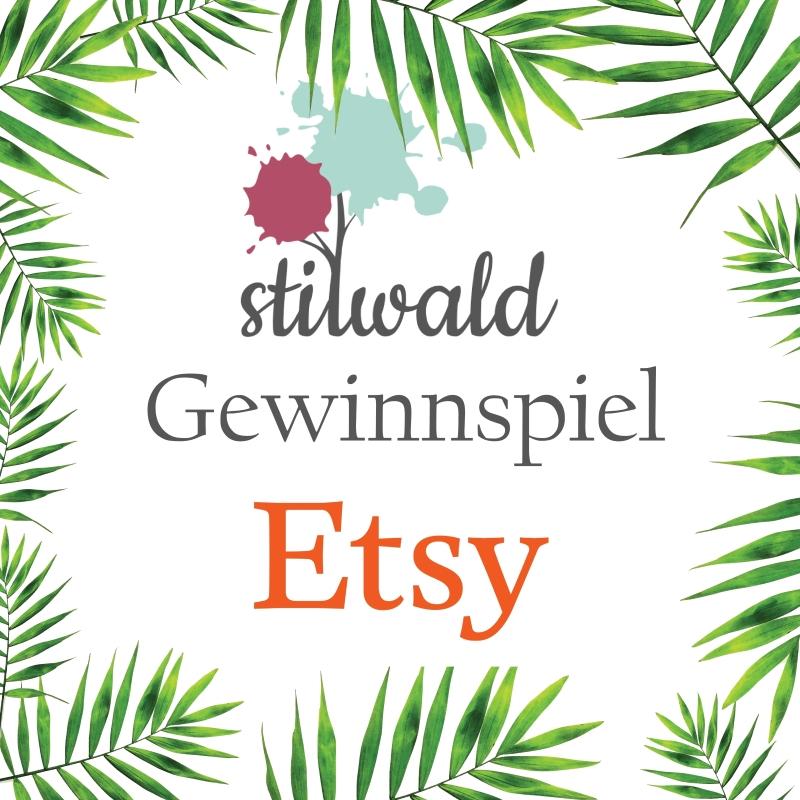 Gewinnspiel Etsy Gutschein gewinnen Online Shoppen