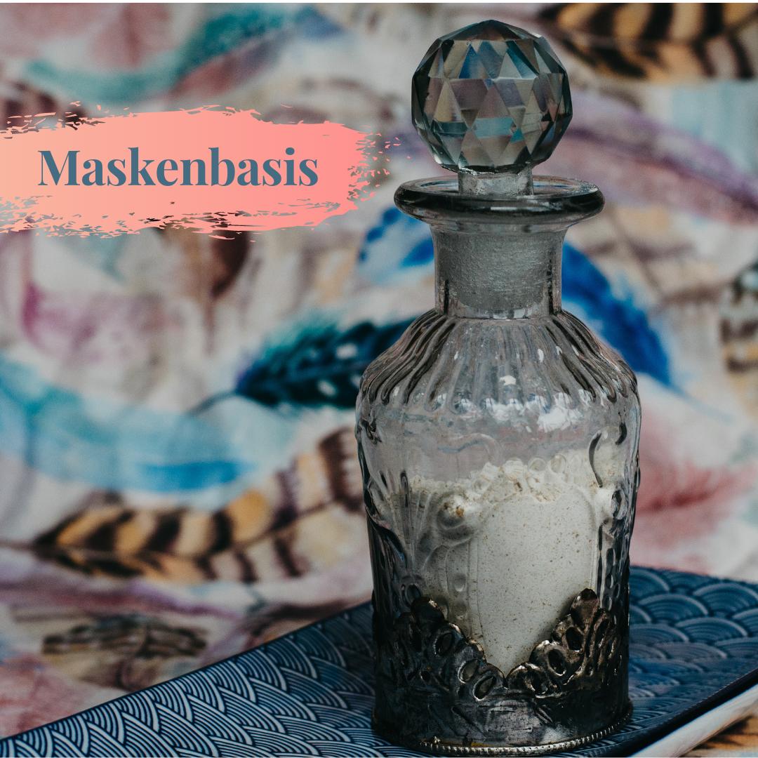 Schönheitsmaske, Kosmetik selber machen, einfache Kosmetik für zu Hause